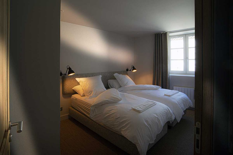 The View - Gite Mont-Dore - Les chambres